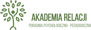 Akademia RELACJI - Niepubliczna Poradnia Psychologiczno Pedagogiczna Rzeszów Logo